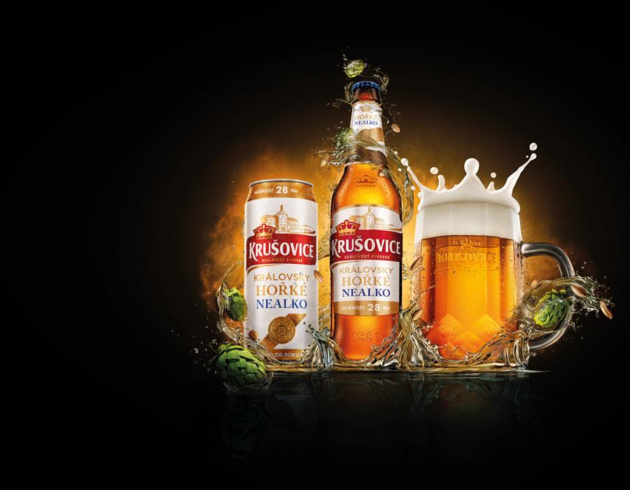 Krušovice - Royally Bitter Non-Alcoholic