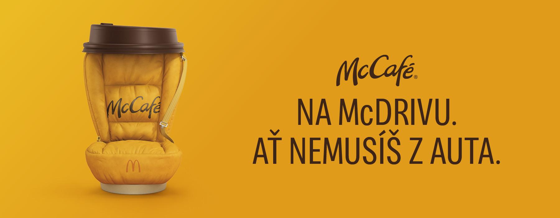 McCafé Anywhere & Anytime